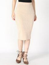 (W)JOCELYN RIB SKIRT