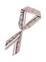 スカーフ風ネックレス