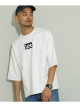 Lee×DOORS-natural- LEE LOGO T-SHIRTS
