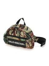 (U)GALLISADDICTION/GA WAIST BAG