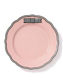 Francfranc リボン プレート フランフラン 生活雑貨 キッチン/ダイニング ピンク