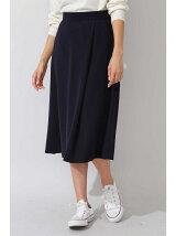 平二重フレアスカート