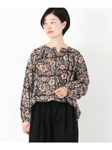 Block Printed Blouse