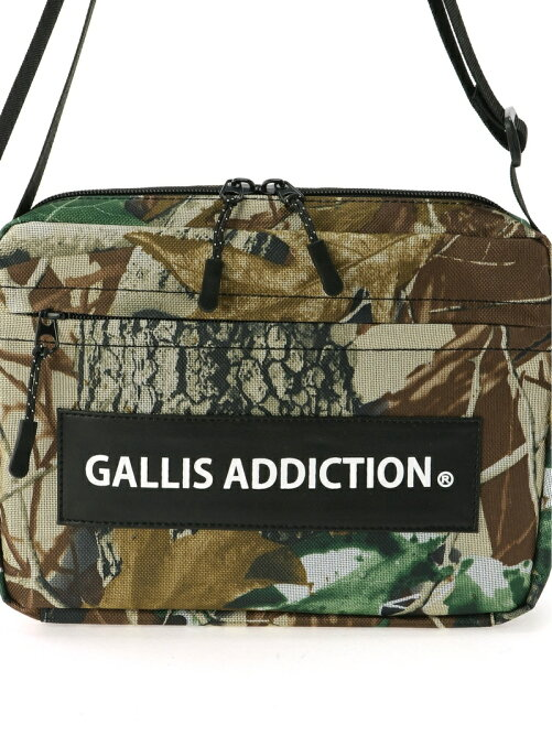 (U)GALLISADDICTION/GA SHOULDER BAG