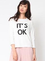 IT'S OK Tシャツ