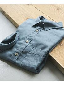 【SALE/60%OFF】DOORS イージーケアレギュラーカラーシャツ アーバンリサーチドアーズ シャツ/ブラウス シャツ/ブラウスその他 ブルー ホワイト