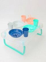 テーブル&食器セット