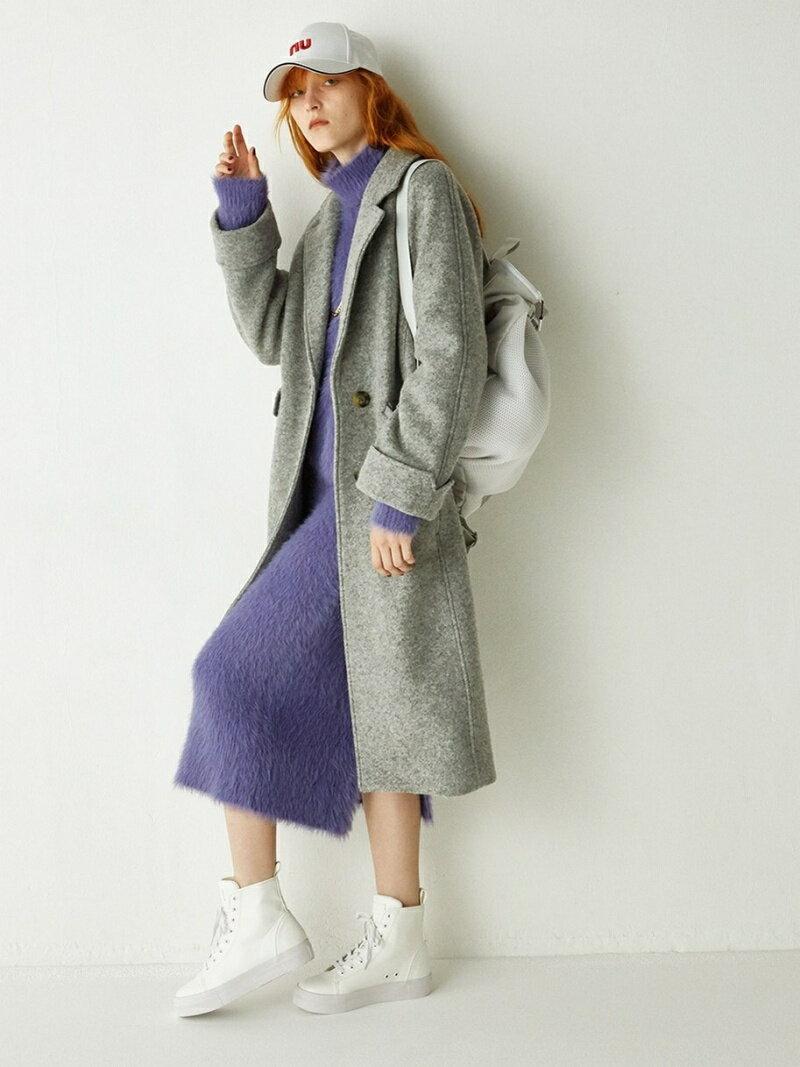 MOUSSY CHESTER LONG コート マウジー コート/ジャケット【送料無料】