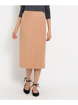サキソニー カラータイトスカート