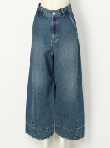 HIGH WAISTED DENIM P