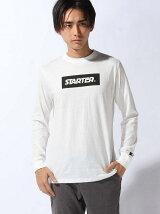 (M)STARTERコラボLS Tシャツ