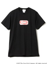 Coca-Cola by BEAMS / プリント Tシャツ ①
