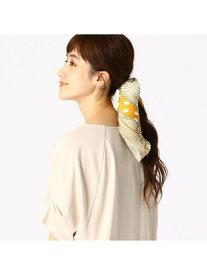 MONO COMME CA プリーツスカーフ コムサイズム ファッショングッズ