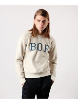 "*CREW NECK ""BEBOP"" SWEAT SHIRT"