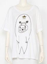 ギャオス変形Tシャツ