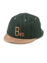 BELLWOODMADE/(U)AWESOME BB CAP MELTON MIX