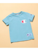 【ROPE' PICNIC KIDS】【Champion】BIG CマークTシャツ