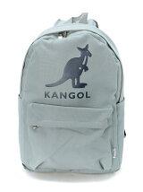 KANGOL/(U)【KANGOL】ビッグロゴデイバッグ