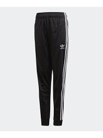 【SALE/20%OFF】adidas Originals SST トラックパンツ(ジャージ)[SST TRACK PANTS] アディダスオリジナルス アディダス パンツ/ジーンズ キッズパンツ ブラック【送料無料】