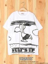 オトナサイズショートスリーブTee(SURF'S UP)