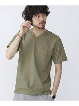 Anti SoakedヘビーVネックTシャツ