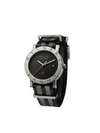 BVLGARI FRAGMENT x BVLGARI ブルガリ・ブルガリ マン ウォッチ ブルガリ ファッショングッズ 腕時計 ブラック【送料無料】
