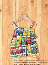 キャミソール2WAYスカート(SESAME STREET POPバス柄)
