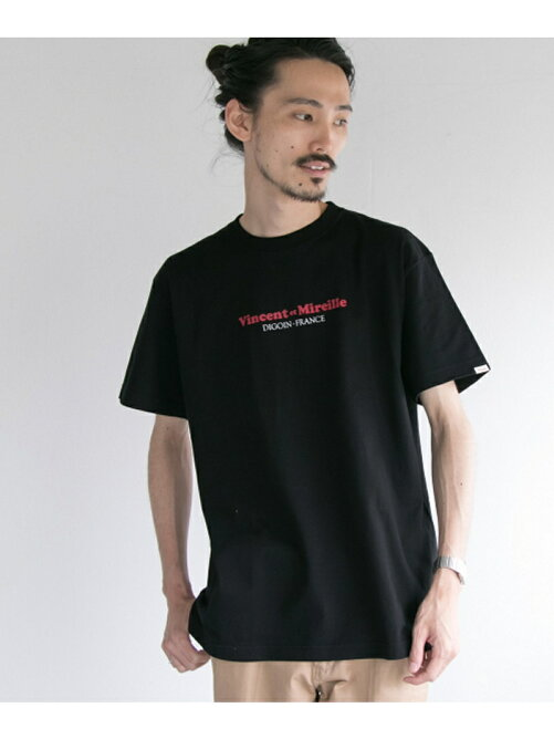 Vincent et Mireille×URBAN RESEARCH 別注logo t-shirts