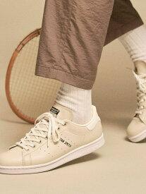 BEAUTY & YOUTH UNITED ARROWS 【別注】 <adidas Originals(アディダス オリジナルス)> STAN SMITH/スタンスミス ビューティ&ユース ユナイテッドアローズ シューズ スニーカー/スリッポン ベージュ【送料無料】