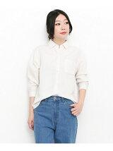 KBF+ リネンシャツ