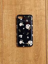 フラワー柄iphone7ケース