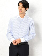 SLIM ICE COTTON ST SWD CLRC シャツ<接触冷感>