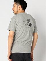 Disney ビーミング by ビームス / ミッキーマウス スマイル Tシャツ BEAMS ビームス