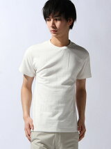 (M)インレーパイルTシャツ・カットソー7PUJP(日本限定)