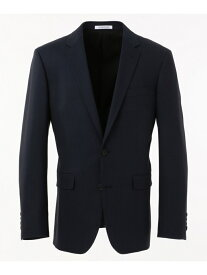 【SALE/70%OFF】CK CALVIN KLEIN 【スーツ】360スマートストレッチヘリンボーンスーツジャケット CK カルバン・クライン ビジネス/フォーマル スーツ ネイビー グレー【送料無料】