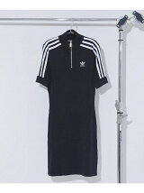3 STRIPES KNITTED DRESS