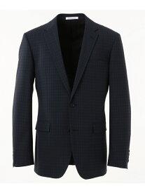 【SALE/70%OFF】CK CALVIN KLEIN 【スーツ】360スマートストレッチミニチェックスーツスラックス CK カルバン・クライン ビジネス/フォーマル スーツ ネイビー グレー【送料無料】