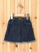 SKIRT HEART POCKET