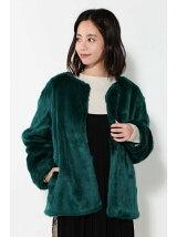 カラーファージャケット