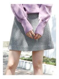 【SALE/55%OFF】dazzlin チェックスカート ダズリン スカート ミニスカート グレー ベージュ