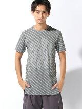 (M)トレーニングシームレスTシャツ