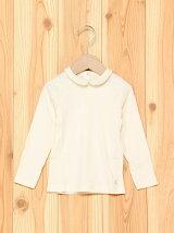 (K)裏起毛衿つき長袖Tシャツ