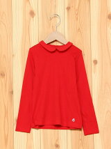 (K)裏起毛衿つき長袖Tシャツ(2)