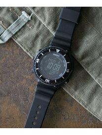 【SALE/30%OFF】URBAN RESEARCH SEIKO*URBAN RESEARCH Prospex Fieldmaster UR EX アーバンリサーチ ファッショングッズ 腕時計 ブラック【送料無料】