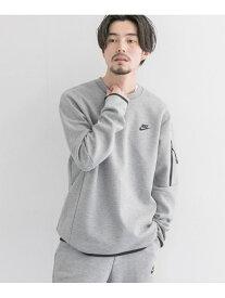 URBAN RESEARCH NIKE テックフリース クルー アーバンリサーチ カットソー スウェット ブラック【送料無料】