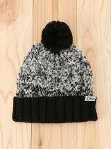 MIX YARN KNIT CAP