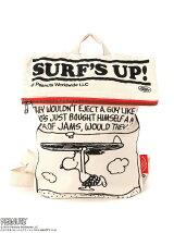キャンバスRAP リュック SURF