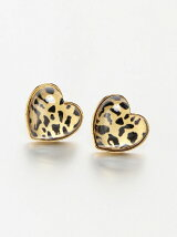 LEOPARD CLEAR PIERCE
