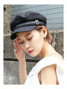 EMODA リネンマリンキャップ エモダ 帽子/ヘア小物【送料無料】