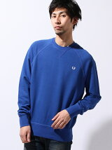 (M)LOOPBACK CREW SWEAT